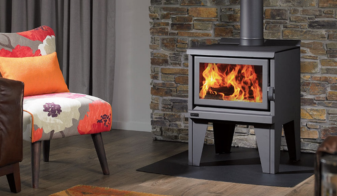 Kent Aspiring Log Burner The Heatstore