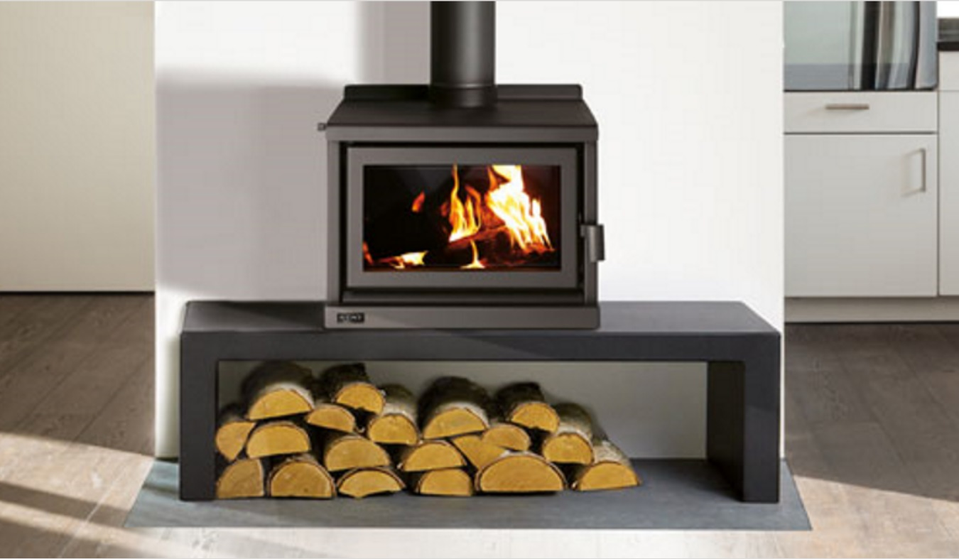Kent Forbes Log Burner The Heatstore