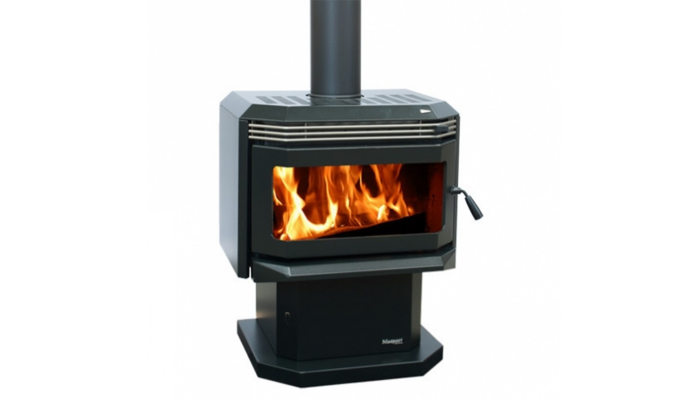 Masport Fireplace: Masport Hestia 2 Clean Air Wood Burner