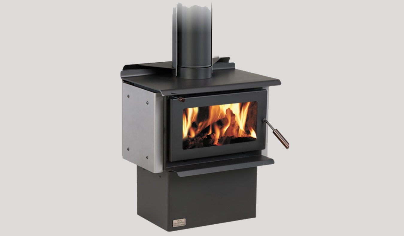 Woodsman Ecr Novo Freestanding Wood Fire The Heatstore