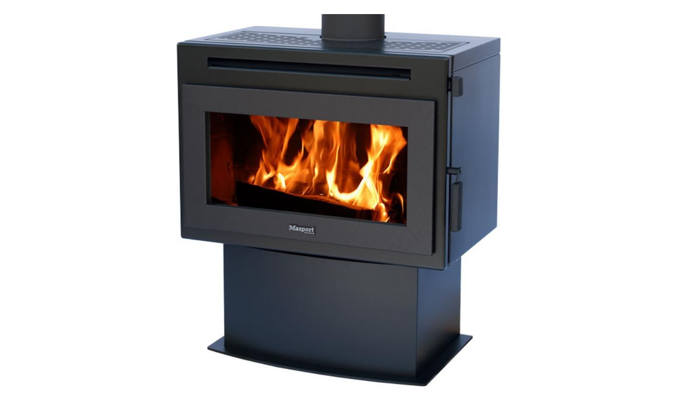 Masport F3000 Freestanding Wood Fire