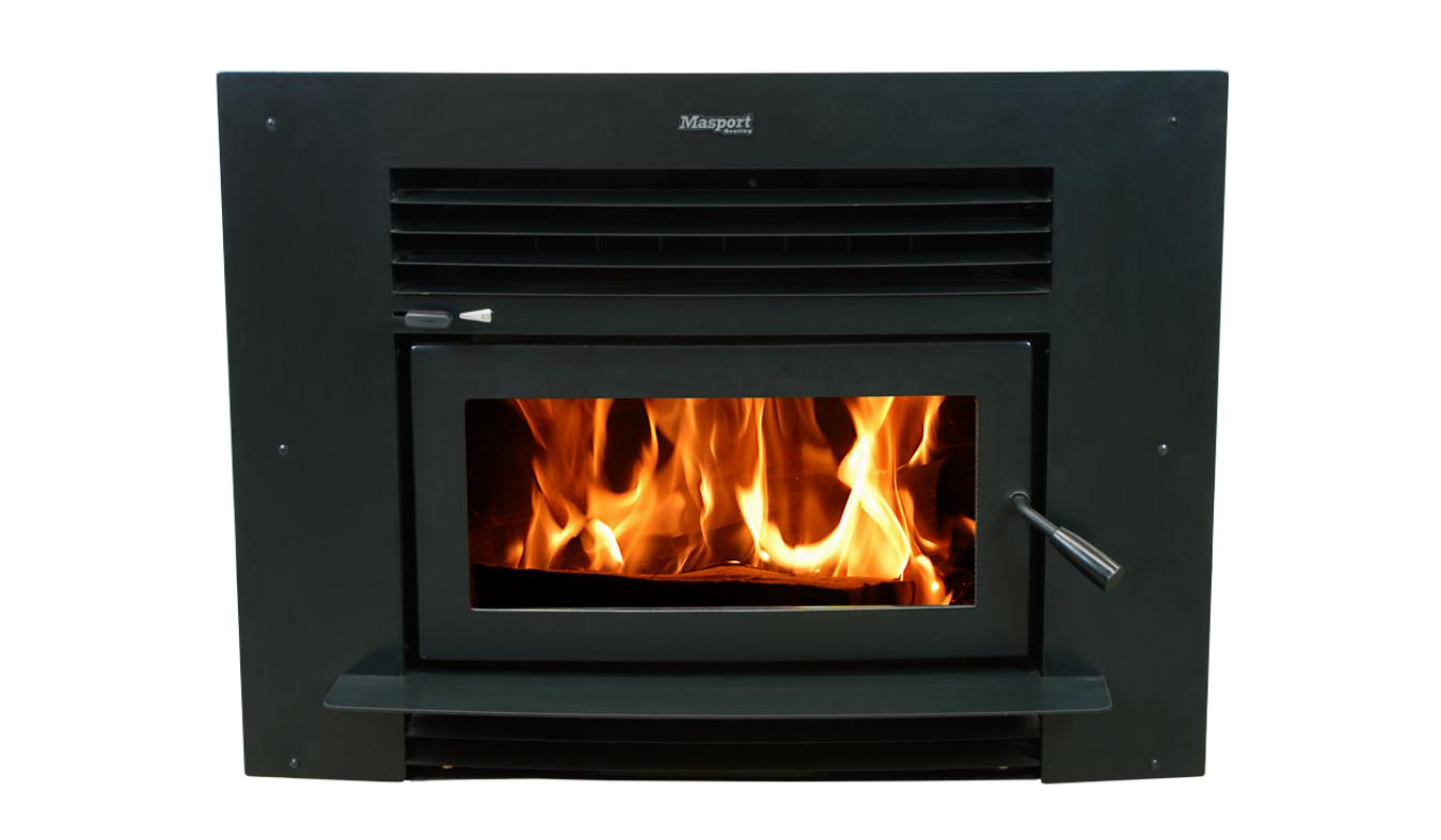 Masport I3000 Insert Wood Fire