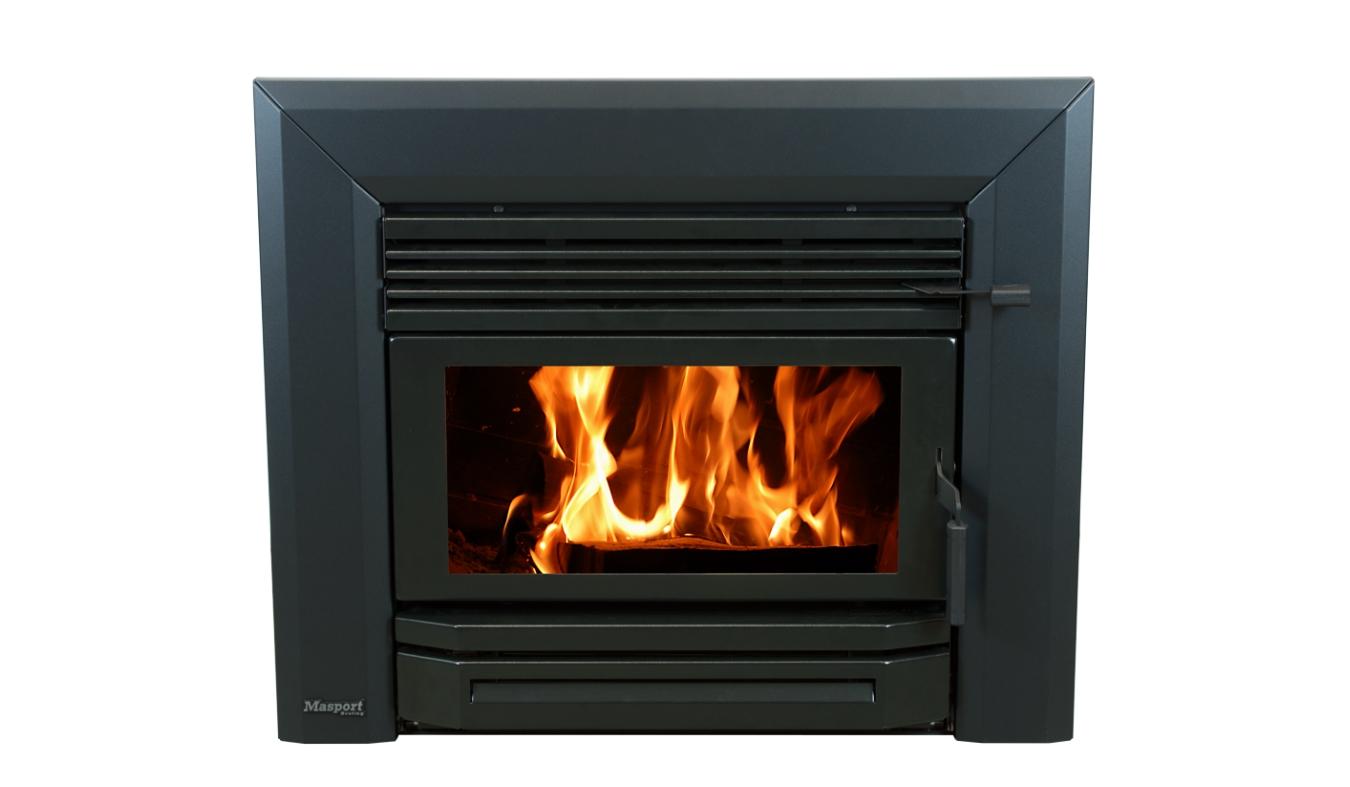 Masport LE4000 Insert Wood Fire